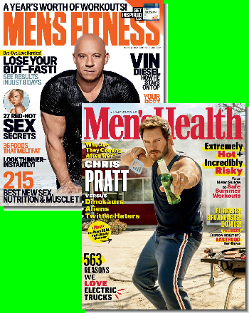 Men's Fitness & Men's Health