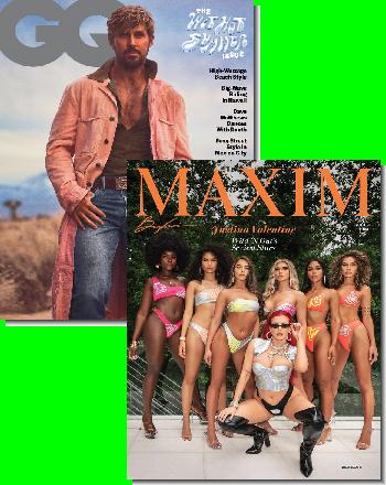 GQ & Maxim
