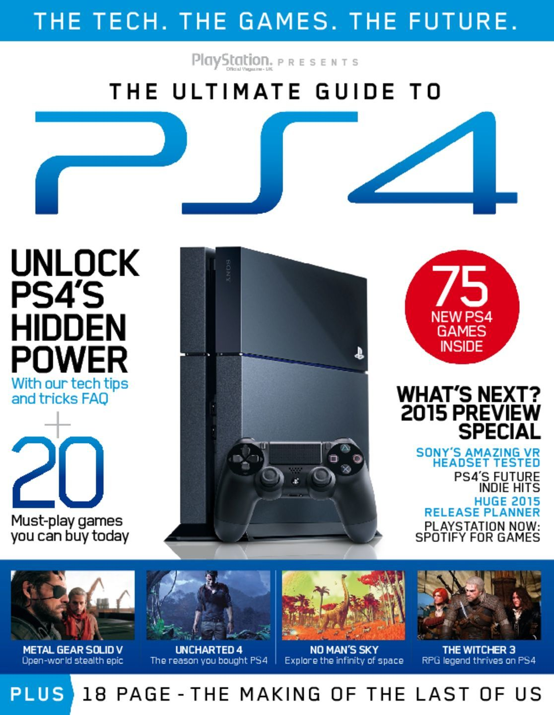 The Ultimate Guide to PS4 (Digital)