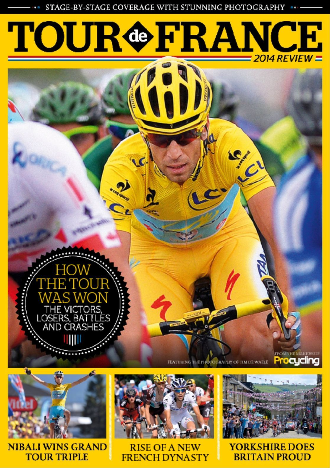 Tour de France 2014 Review (Digital)