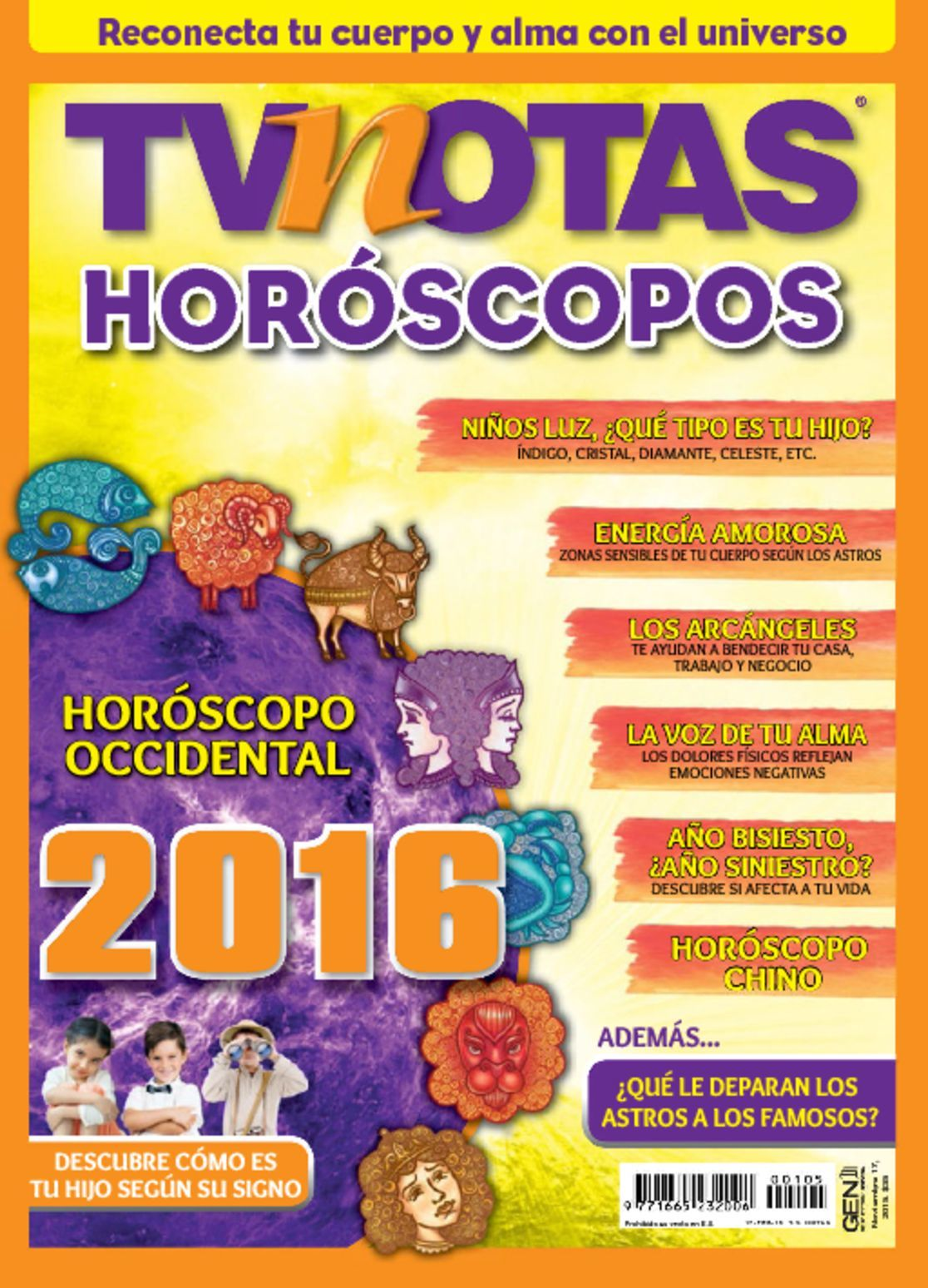 Tv Notas Horoscopos 2016 (Digital)