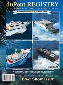 Best Price for Dupont Registry of Fine Boats Magazine Subscription