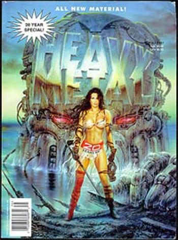 HM Heavy Metal