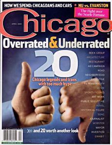CHICAGO-OUTSIDE IL IN MI WI