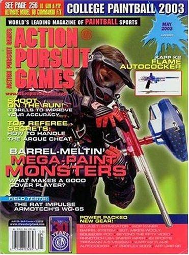 Action Pursuit Games Magazine