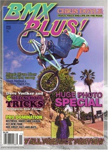 BMX Plus Magazine