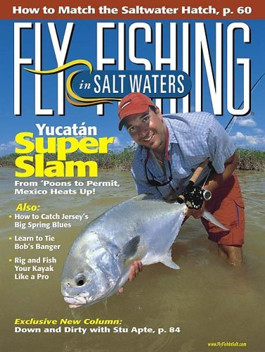 Fly Fishing in Salt Waters Magazine