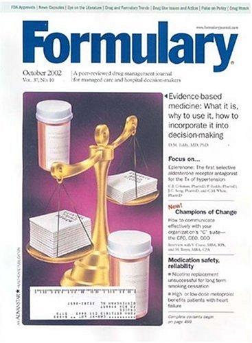 Formulary Magazine