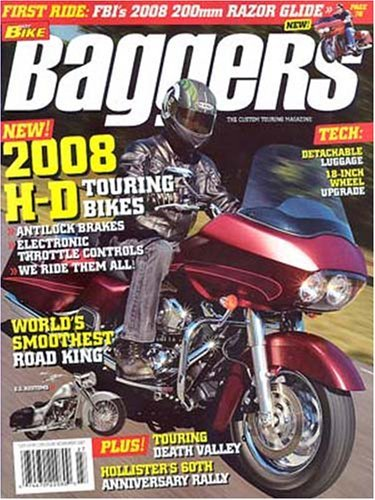 Best Price for Hot Bike Baggers Magazine Subscription