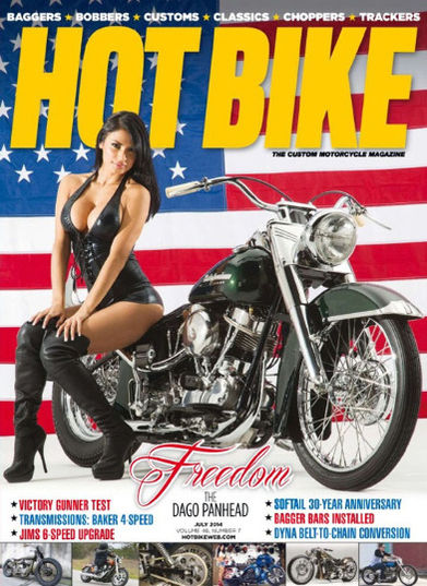 Best Price for Hot Bike Magazine Subscription