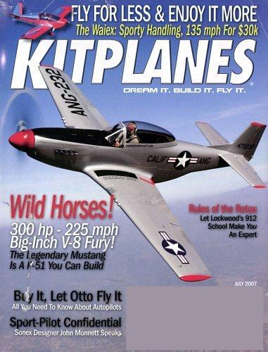 Kitplanes Magazine