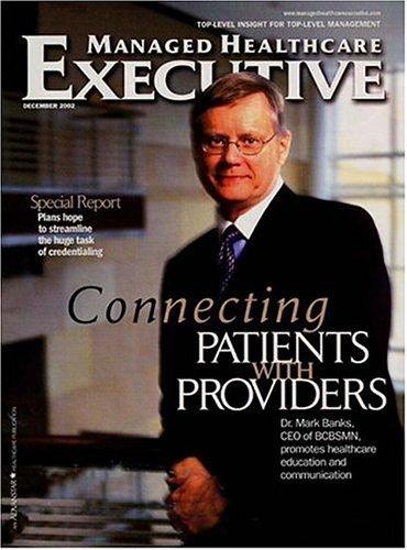 Managed Healthcare Executive Magazine
