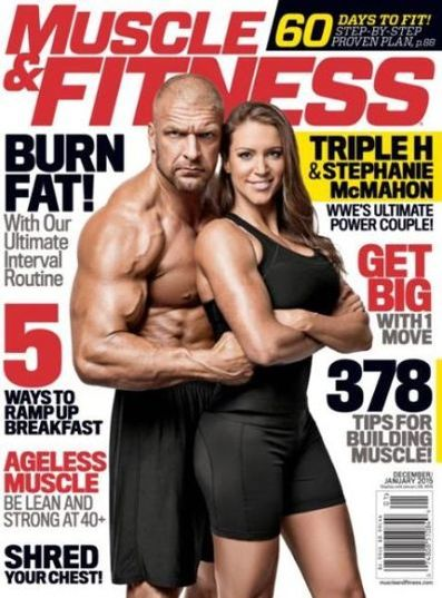 Best Price for Muscle & Fitness Magazine Subscription