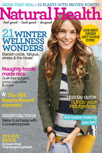 Best Price for Natural Health Magazine Subscription