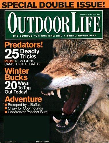 Outdoor Life Magazine