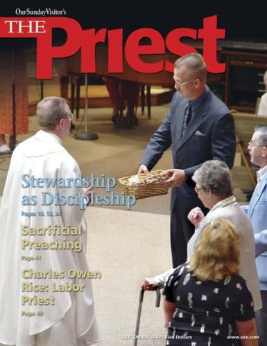 Best Price for The Priest Magazine Subscription