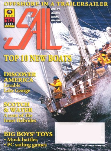 Best Price for Sail Magazine Subscription