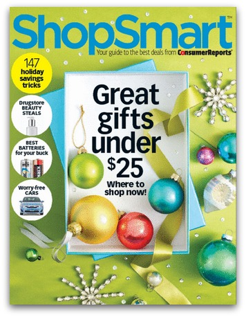 Best Price for ShopSmart Magazine Subscription