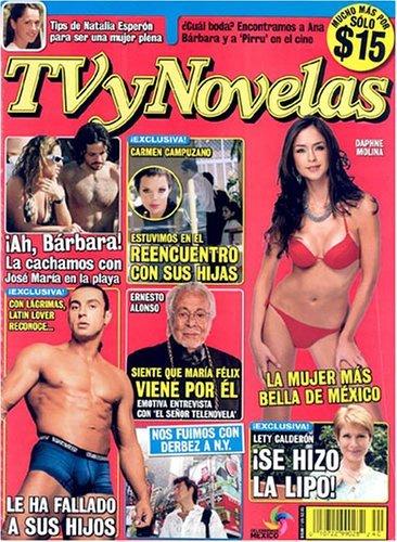 TV Y Novelas Magazine