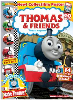 Best Price for Thomas & Friends Magazine Subscription