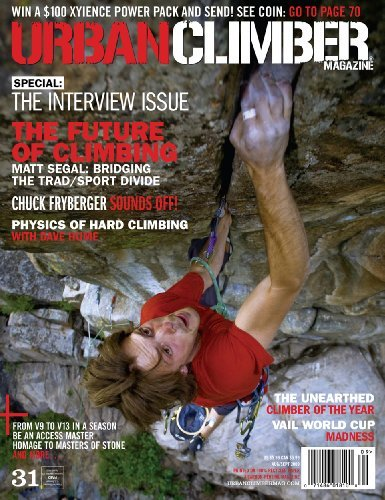 More Details about URBAN CLIMBER Magazine