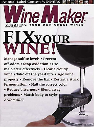 Best Price for WineMaker Magazine Subscription