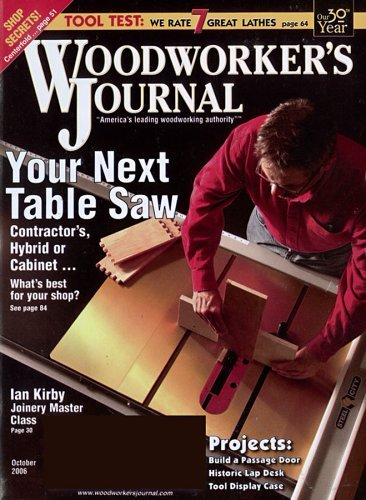 Woodworker S Journal images