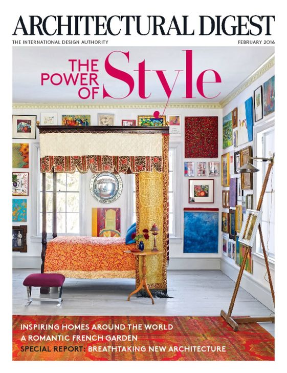 Architectural Digest Magazine Subscription From Compare Magazine Prices At