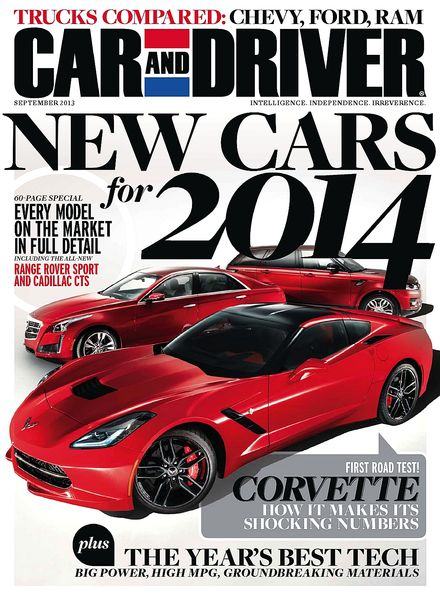 Car and Drive Magazine
