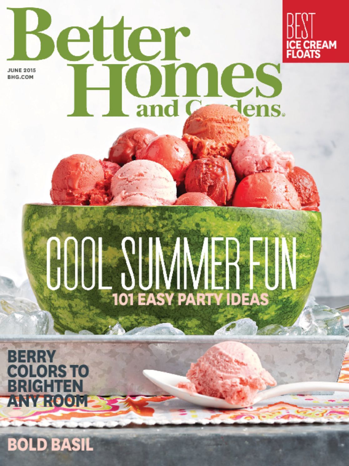 4378 better homes and gardens cover 2015 may Better homes and gardens current issue