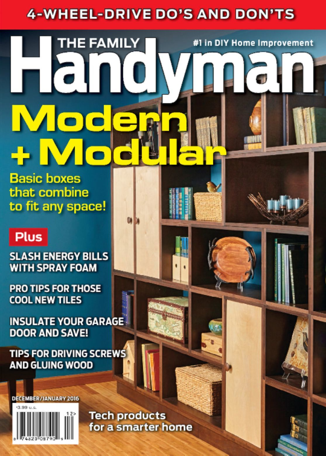 The Family Handyman - July-August 2016 » Download PDF
