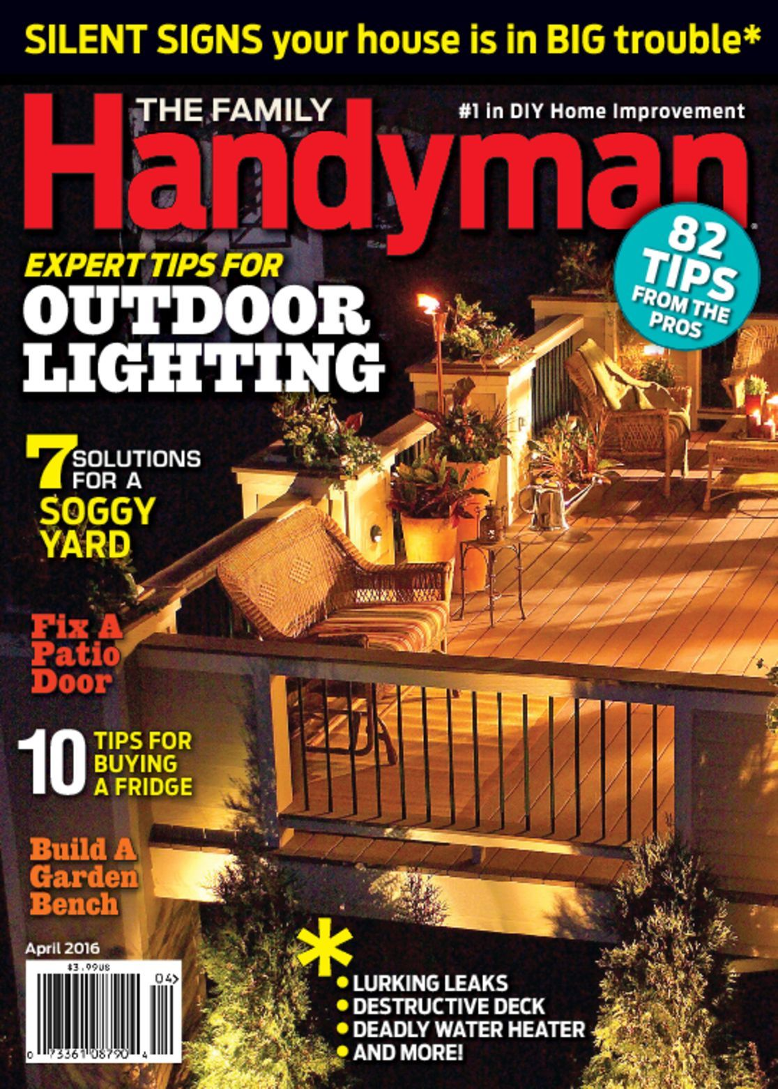 Best Value Auto >> The Family Handyman | Serious DIY Projects- DiscountMags