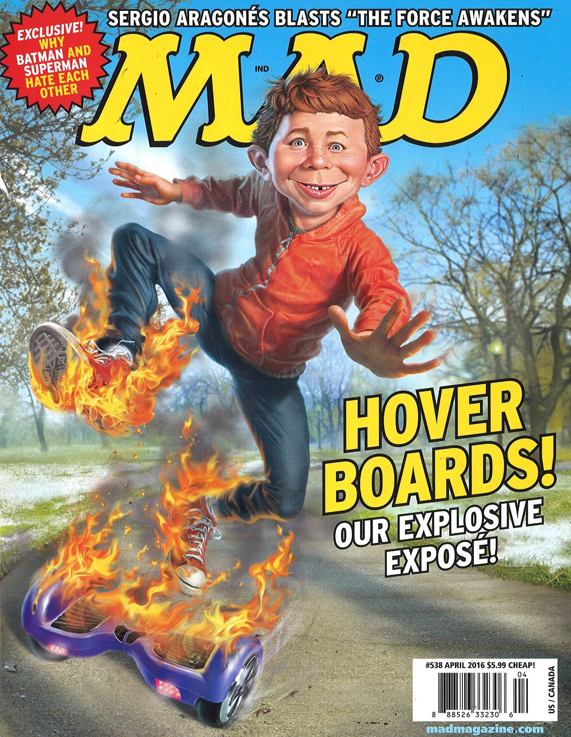 Parodying Society - DiscountMags.com