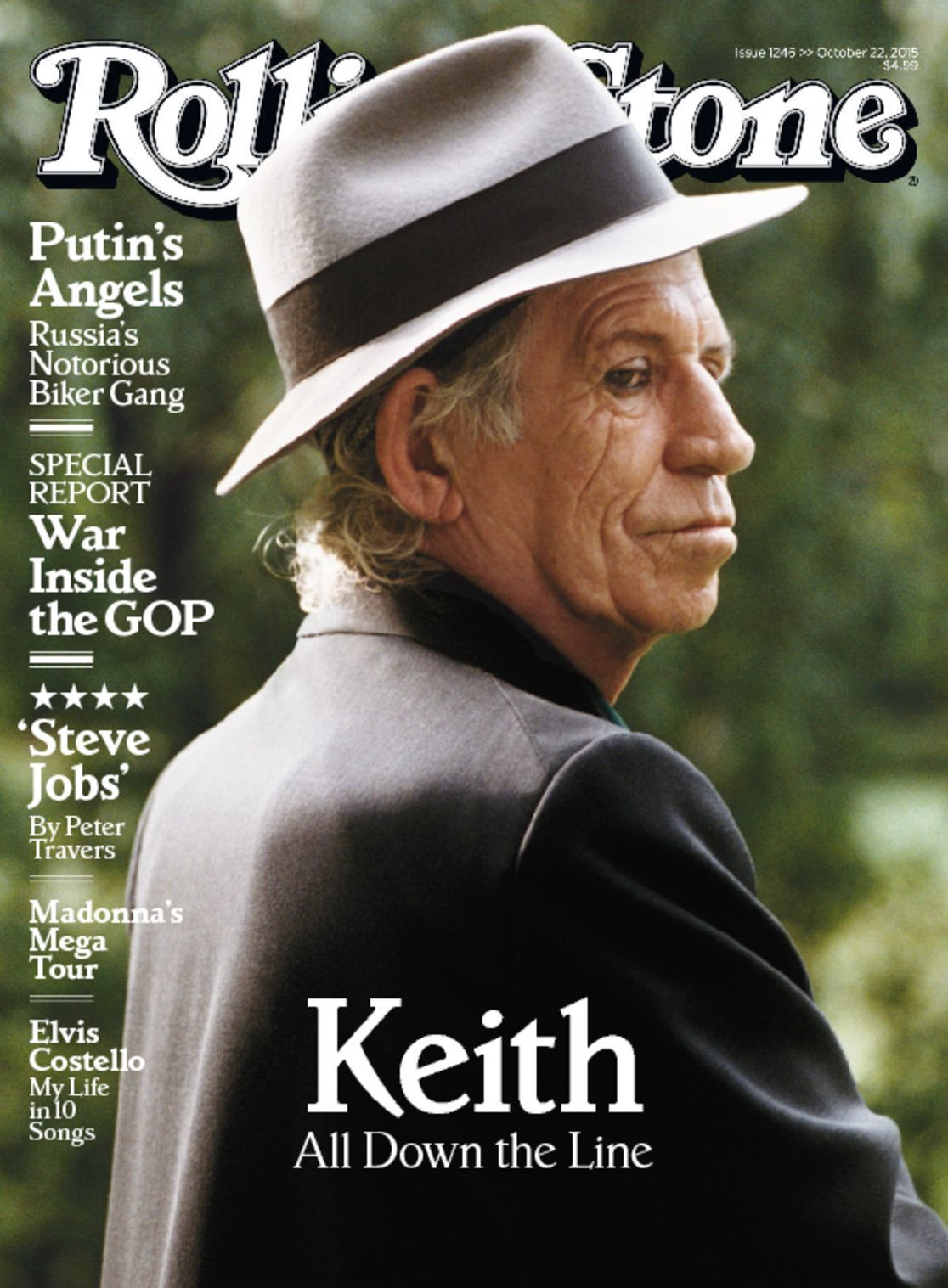 Wed Nov 25th Subscribe to Rolling Stone, just $3.89/year from DiscountMags.com!
