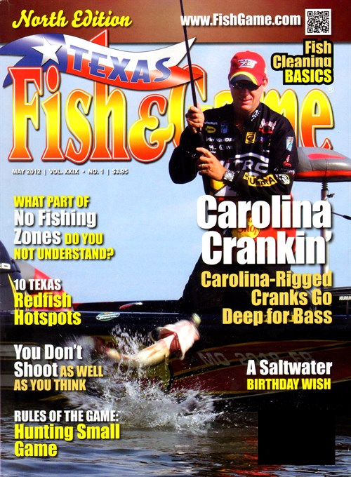 texas fish game magazine hunting and fishing in texas