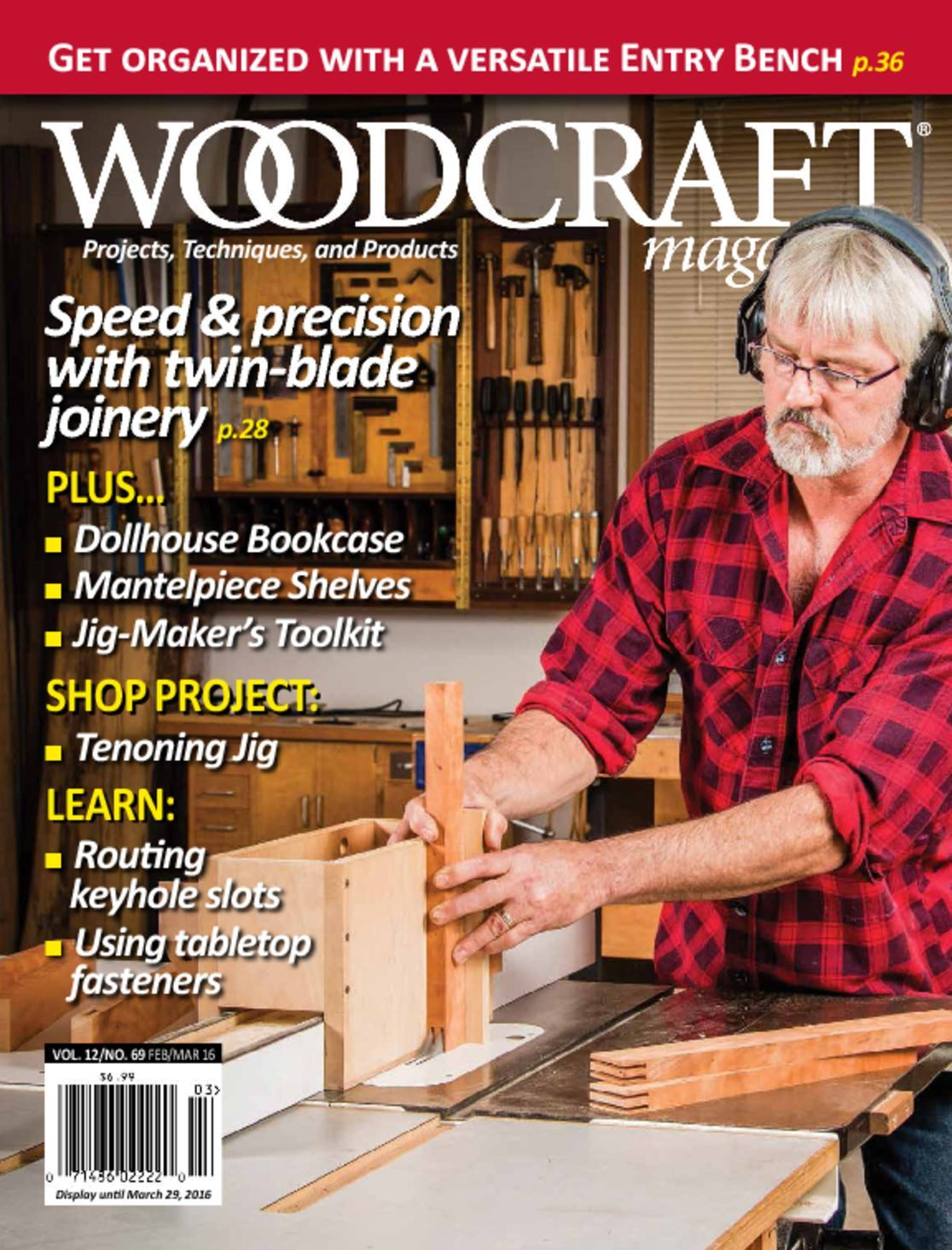 Woodcraft Magazine   Projects, Techniques, and Products - DiscountMags.com