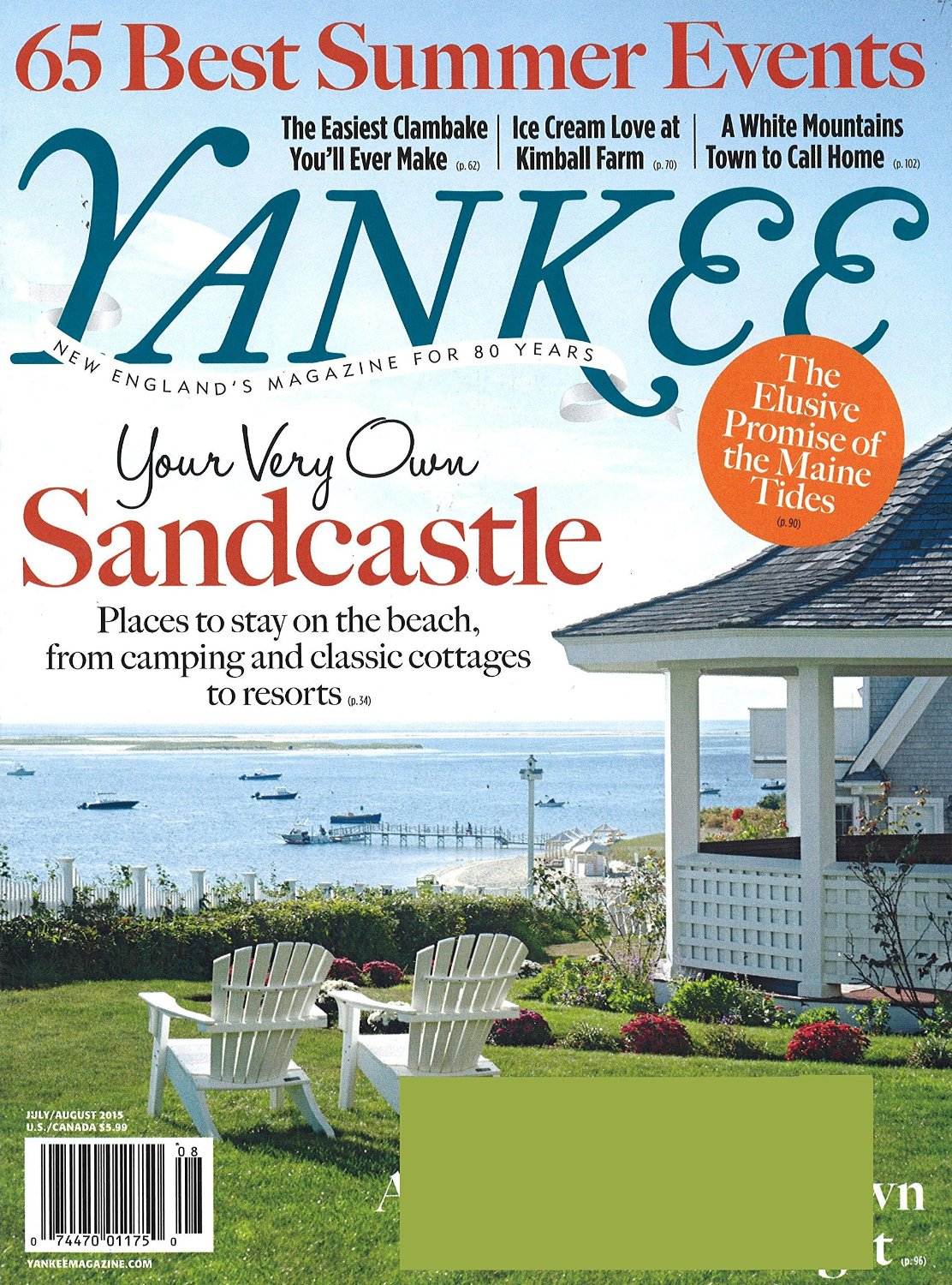 Best Price for Yankee Magazine Subscription
