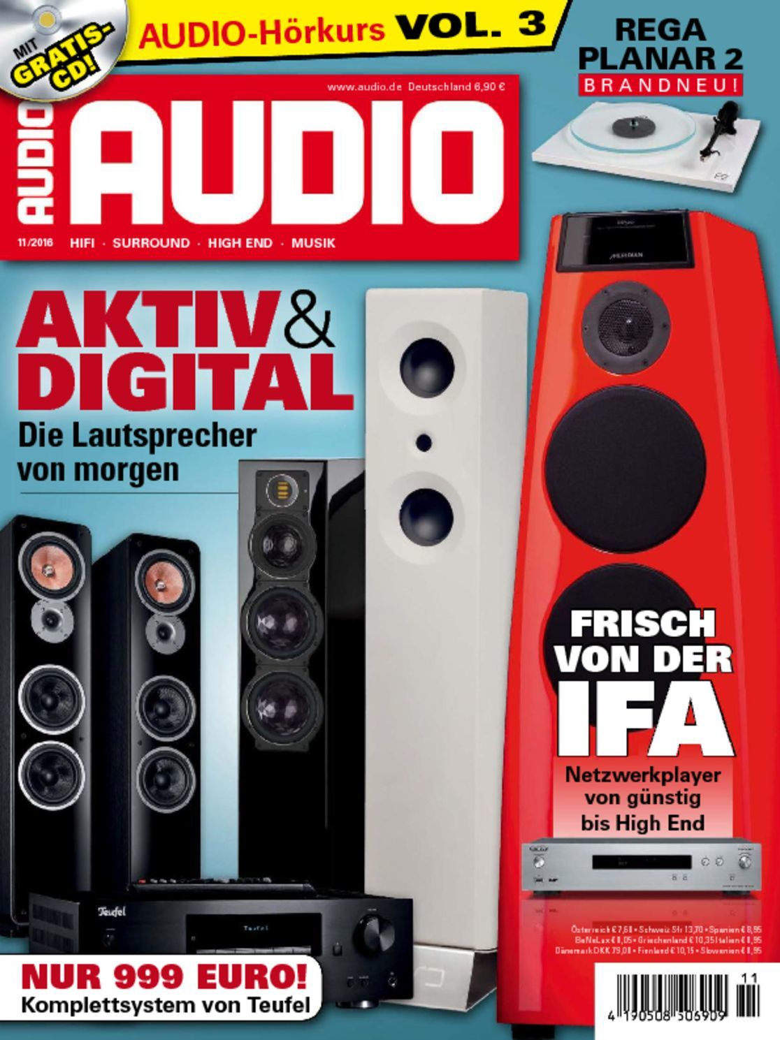 Audio Germany (Digital)