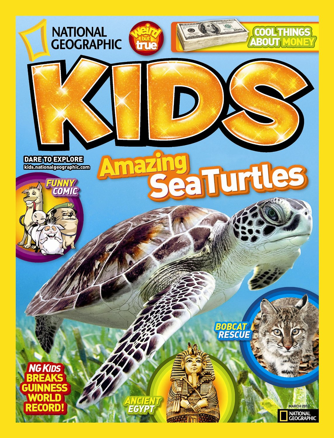 National Geographic Kids Magazine - DiscountMags.com