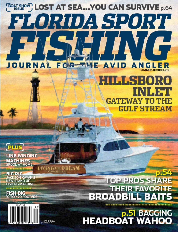 Florida sport fishing magazine sport fishing journal for Florida sport fishing