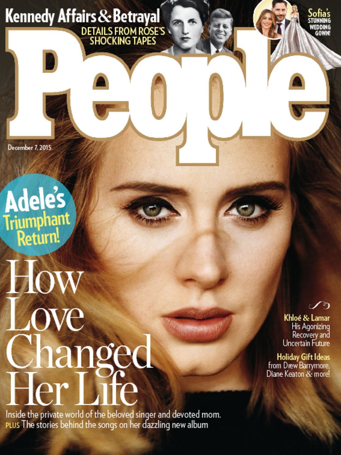 adele magazine covers bach barbara kennedy rose issue starr subscription mag joe ringo magazines celebrity inside ever marriage mistress latest