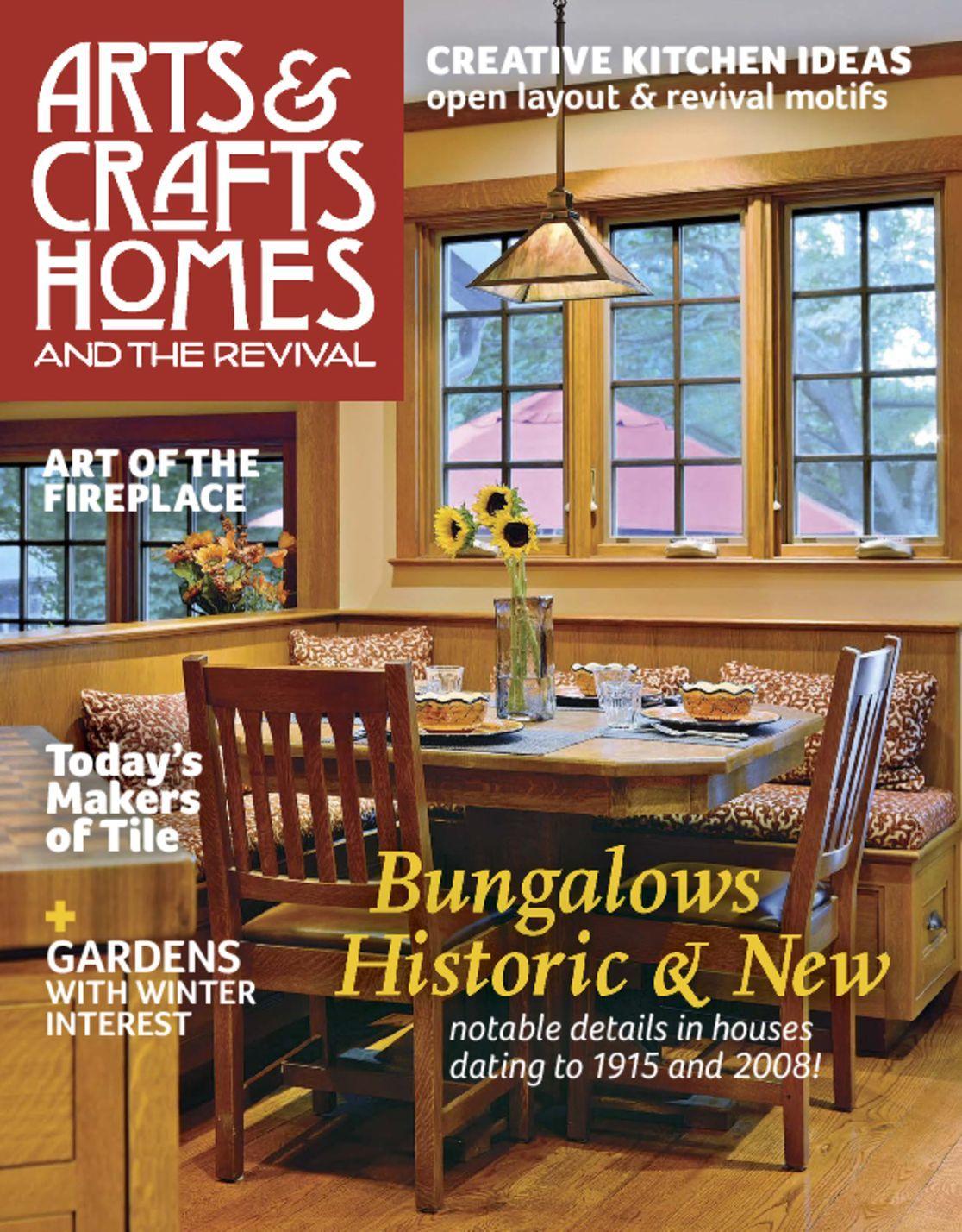 8483 Arts And Crafts Homes Cover 2015 November