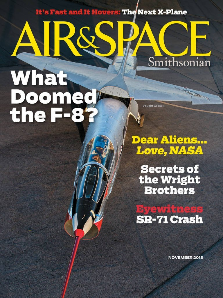 Air And Space Magazine Subscription From 23 40 Compare