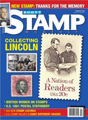 Scott Stamp Monthly Magazine
