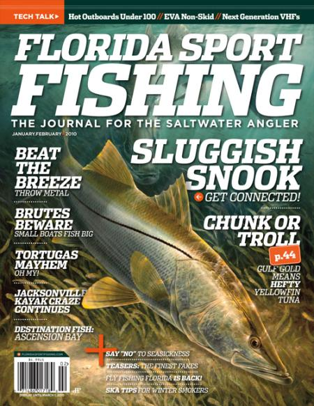 for Sport fishing magazine