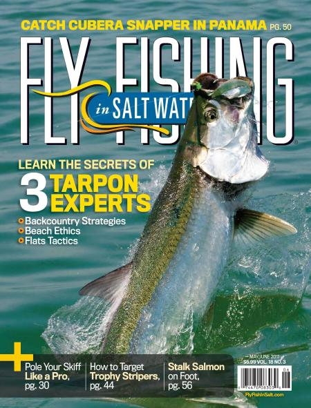 Flyfishing In Saltwaters Magazine