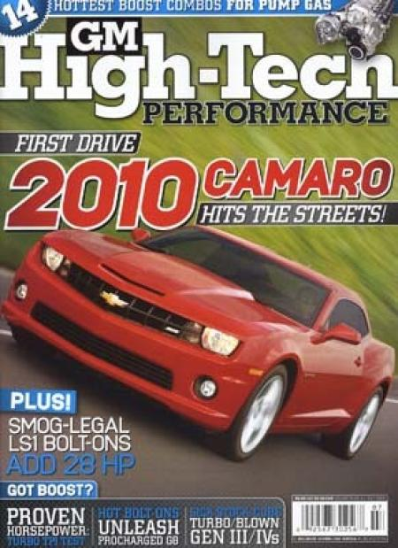 Gm High Tech Performance Magazine