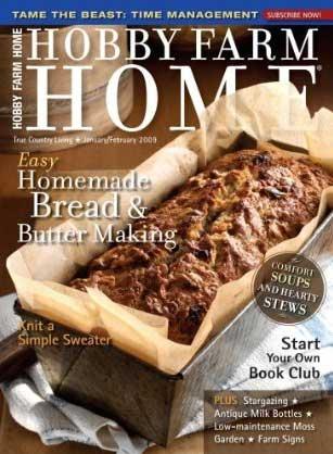 Hobby Farm Home Magazine