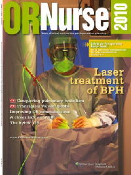ORNurse 2010 Magazine