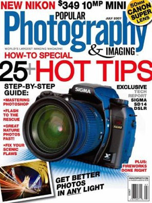 DiscountMags: Popular Photography Magazine, Just $4.99/year.